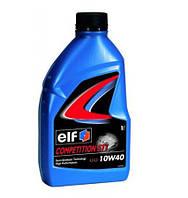 ELF COMPETITION STI 10w-40 1л полусинтетическое моторное масло Эльф Компетишн СТАЙ 10w40 1l Киев