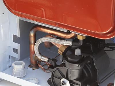 Циркуляционный насос электрического котла Vaillant eloBlock 14 кВт