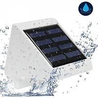 LED светильник настенный на солнечной батарее VARGO 4LED 1W (VS-701326)