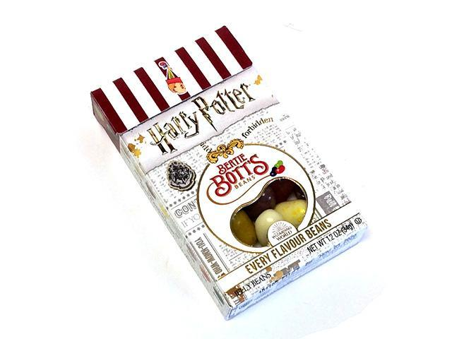 harry potter jelly belly