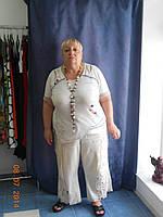 Комфортные брюки из хлопка, фото 1