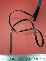 Лента черная атласная 5 мм