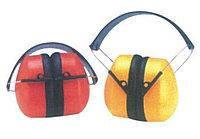 Наушники складные с металлическими дужками (жёлтые)