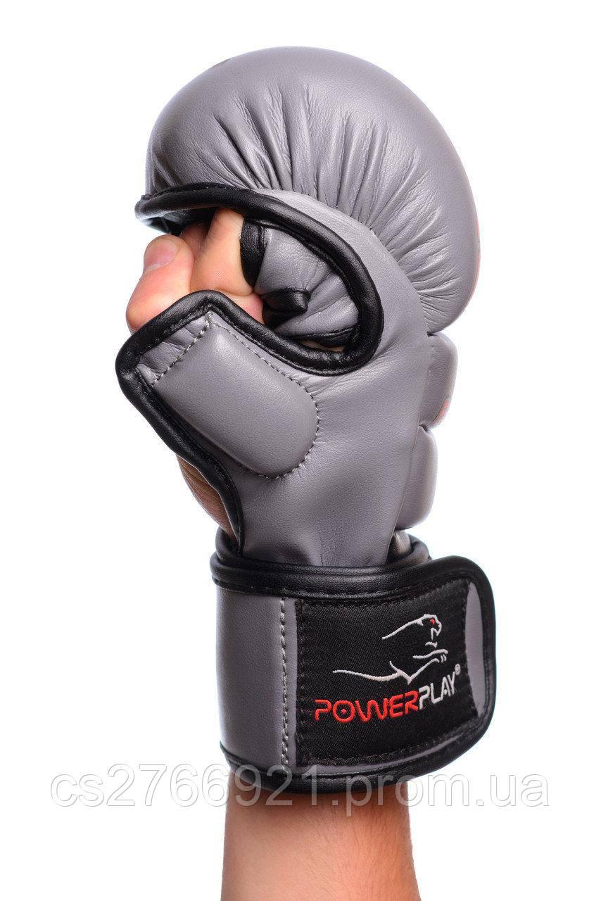 Рукавички для MMA PowerPlay 3026
