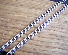Ланцюжки срібло