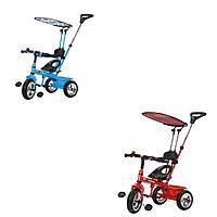 Детский велосипед трехколесный ALEXIS-BABYMIX 7020711 [5 цвета] (Велосипед Алексис Бейбимикс 7020711)