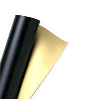 Vinitex® SL 1,5мм. без защиты от УФ, неармированная, желтый/черный 2,1*25м.