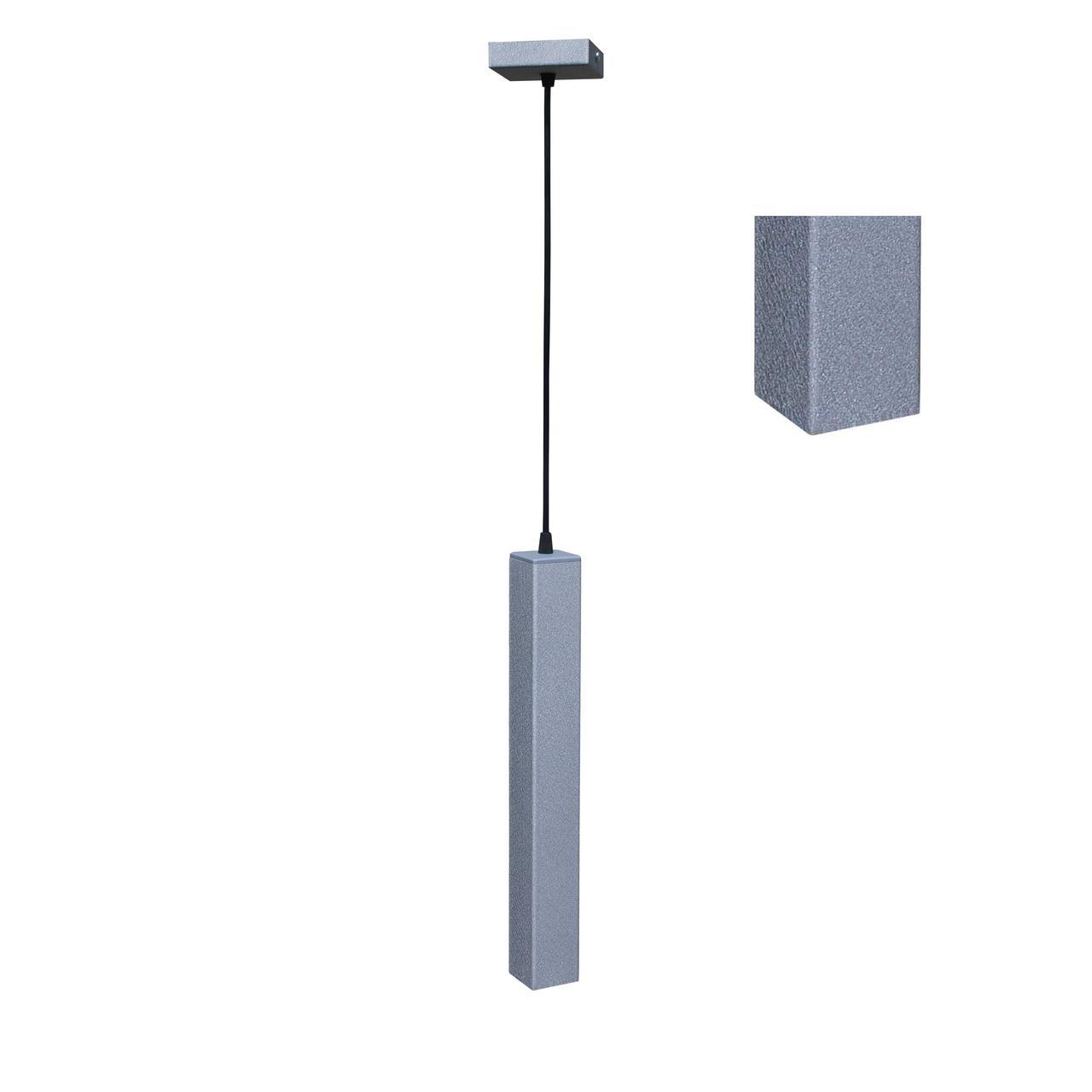 Светильник подвесной в стиле лофт  Трубка  MR 4050 GR