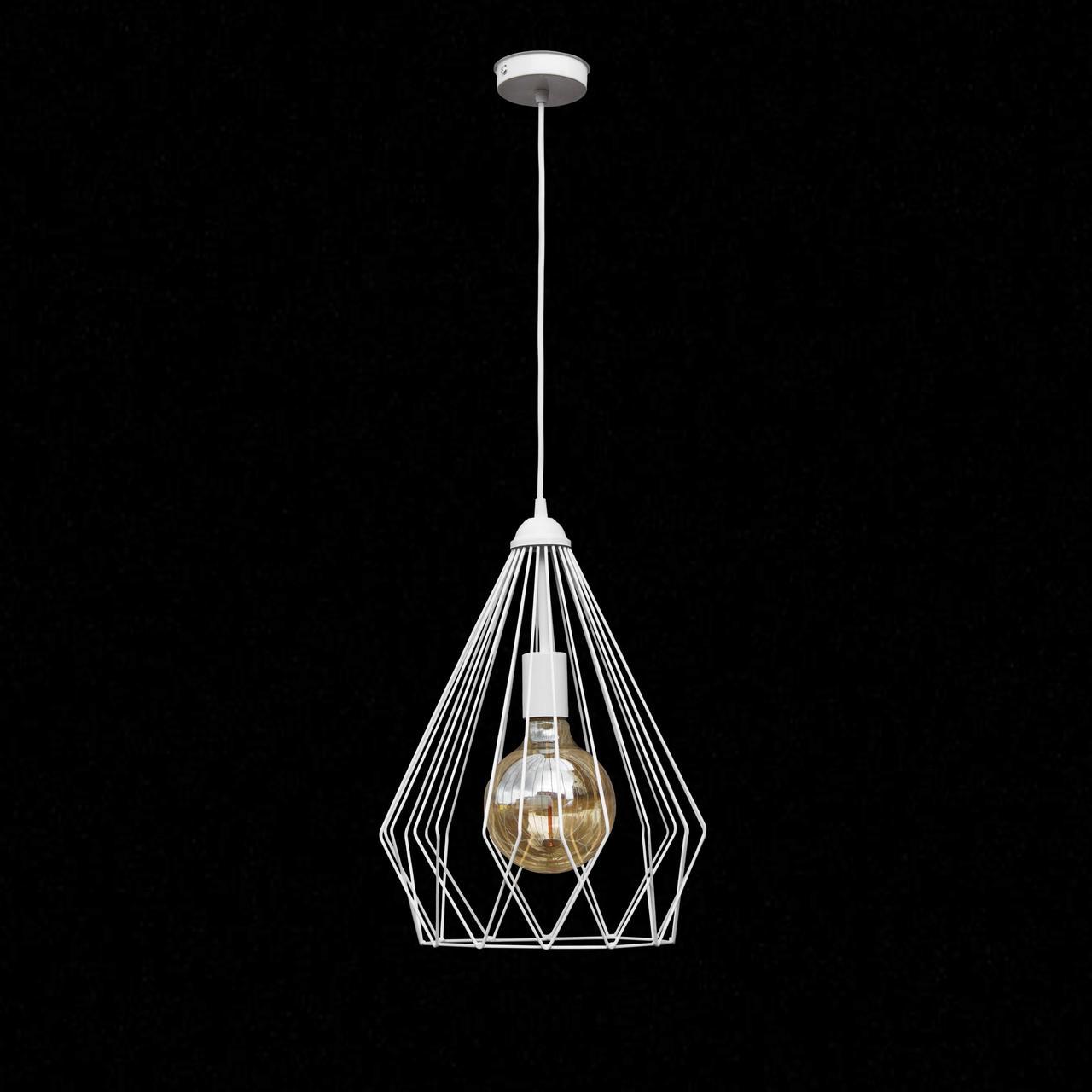 Светильник подвесной в стиле лофт NL 430 WH