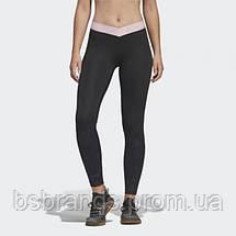 Женские леггинсы adidas ALPHASKIN SPORT 2.0 EMBOSSED 7/8 (АРТИКУЛ: DT6265 ), фото 3