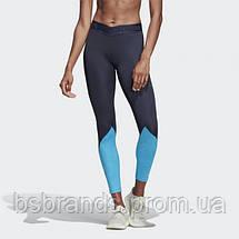 Женские леггинсы adidas ALPHASKIN SPORT 2.0 EMBOSSED (АРТИКУЛ: DT6264 ), фото 3