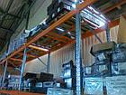 Фронтальный стеллаж приставной Н4500хL1800х1100 мм(пол.+3 уровня по 2400 кг на уровень), стеллаж для паллет, фото 9