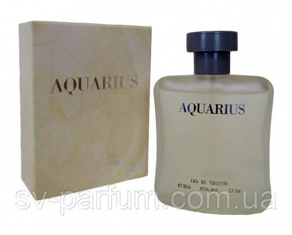 Туалетная вода мужская Aquarius 100ml