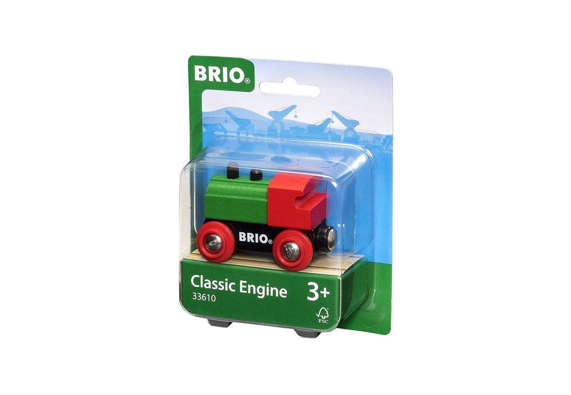 BRIO Classic Паровоз 33610