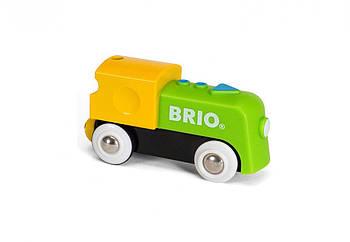 BRIO My First Railway Паровозик на батарейках 33705