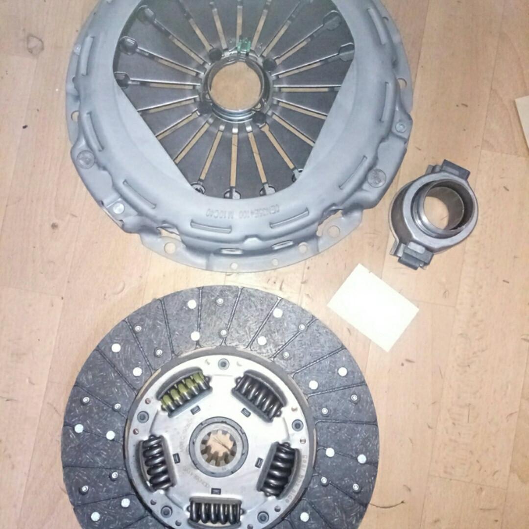Комплект сцепления IVECO (K2065/2995560)