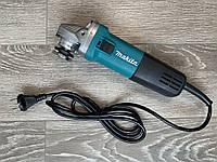 ✳ Болгарка Makita 9558HN(840 Вт машинка мощность углошлифовальная ушм 11000 об/мин макита шлифмашина)