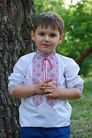 Вышиванка детская для мальчика Д071-112