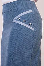 "Женская юбка ""Сабина"" размеры 48-60, фото 2"