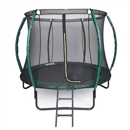 Батут Fit-On с защитной сеткой Maximal Safe 10ft (312cм), фото 2