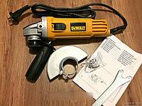 Болгарка DeWALT DWE4157 (девольт 900 Вт угловая шлифмашина 11000 об/мин)