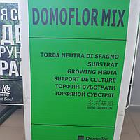 Торфовий субстрат Domoflor Mix4 (250л)