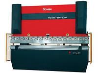 Гидравлические гибочные пресса WC67K-160/2500