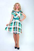 Красивое женское платье из легкой летней ткани, фото 1
