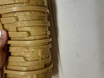 Полиуретановые силиконовые формы для гипсовой и бетонной плитки Крит, фото 3