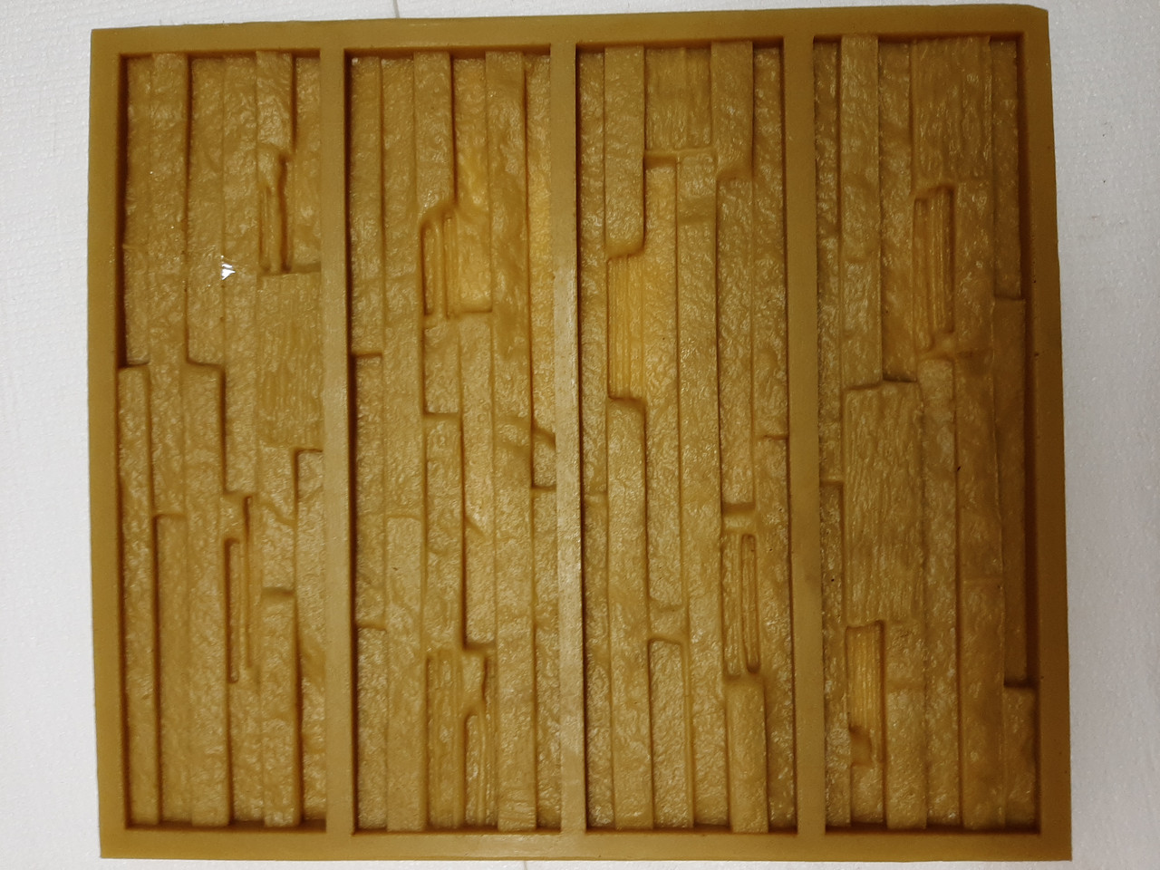 Полиуретановые силиконовые формы для гипсовой и бетонной плитки Крит