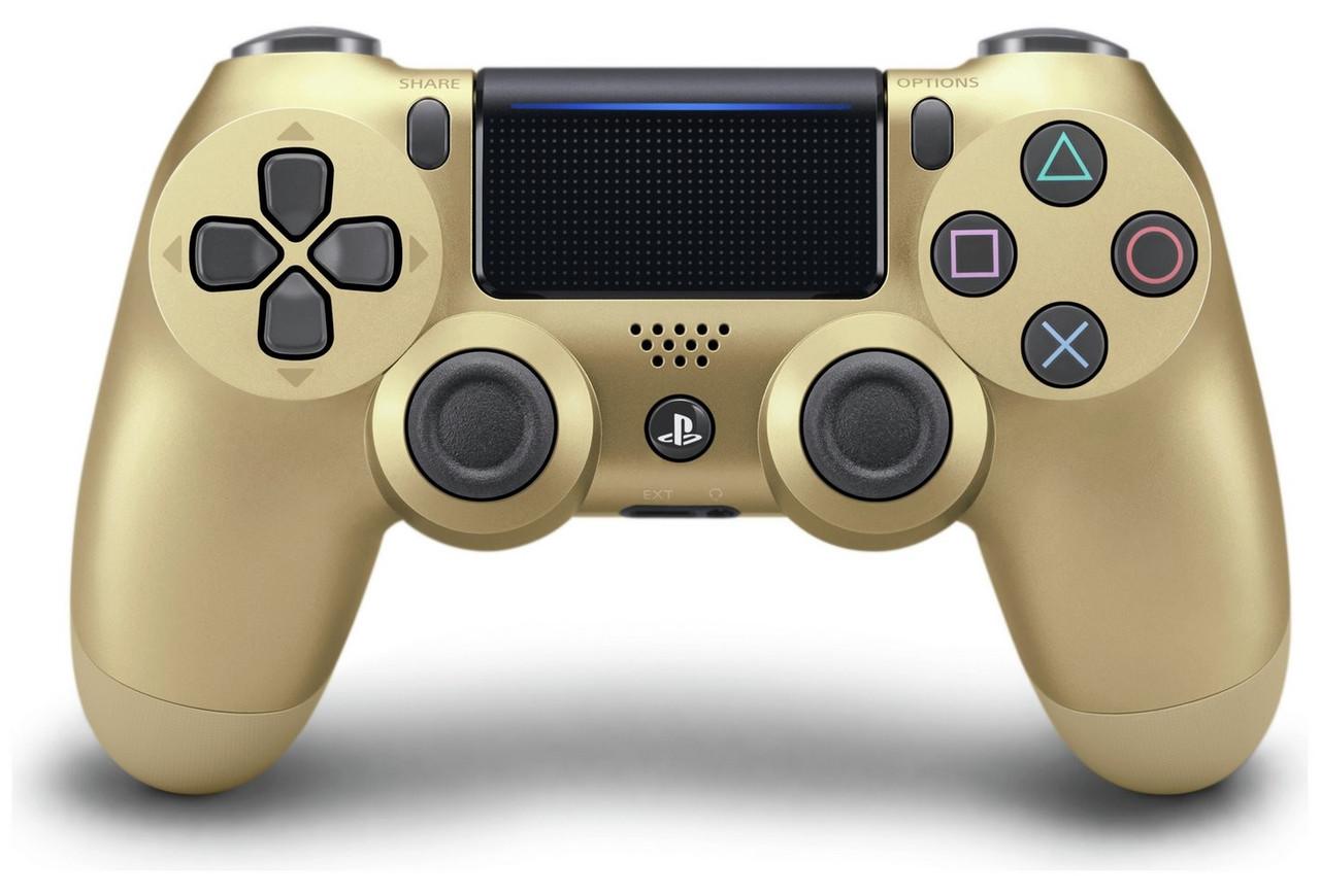 Геймпад (Джойстик) Sony PS4 Dualshock 4 V2 Gold