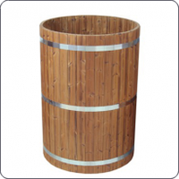 Деревянная бочка SaunaCooler HT100