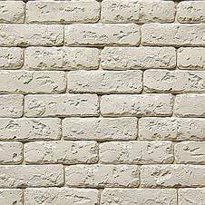 Полиуретановые силиконовые формы для плитки Бостон кирпича из гипса, фото 3