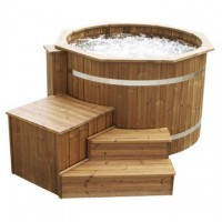 Деревянная ванна Basic HT150SE1