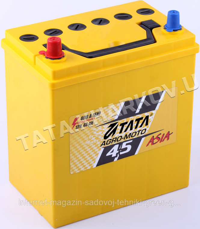 Аккумулятор Tata 12V, 45Ah