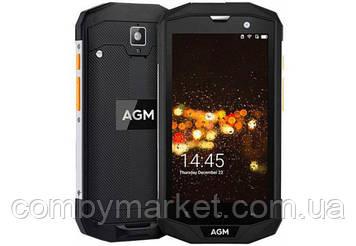 Смартфон AGM A8 4/64 Black