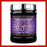 Scitec Nutrition BCAA 6400 (125 таб,)
