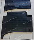 Резиновые коврики Porsche Cayenne 2002-2010, фото 8