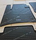 Резиновые коврики Porsche Cayenne 2002-2010, фото 3