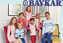 Пижамы детские и подростковые, ночные сорочки оптом
