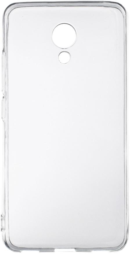 Силикон Meizu M5S white Remax
