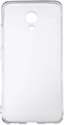 Силикон Meizu M5S white Remax, фото 2
