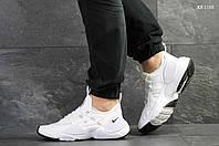 Мужские кроссовки Nike Air Huarache E.D.G.E (белые)