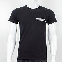 Спортивная футболка супер-батал, Adidas (Черный)6хл