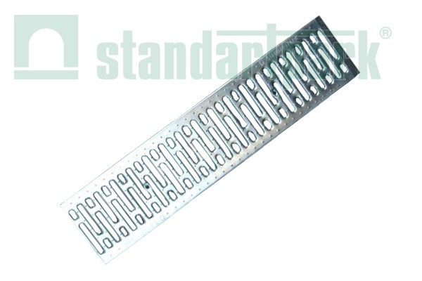 Решітка водоприймальна 20.23,6.100 сталевий штампований Клас А