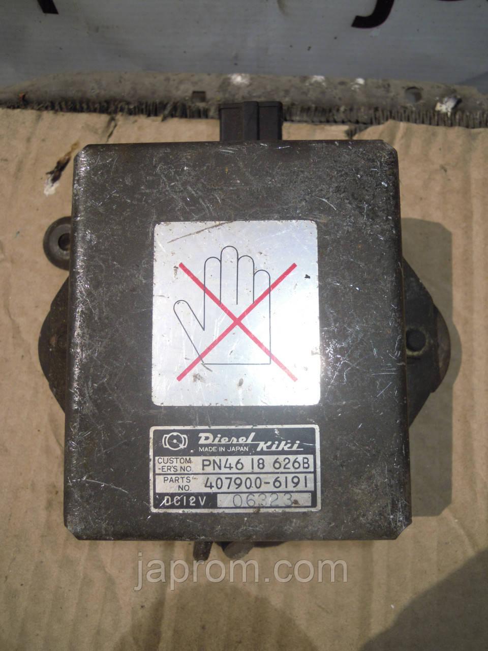 Блок управления регулятор напряжения (резистор) Mazda 323 BG 1988-1994 г.в.