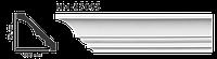 Карниз потолочный гладкий Classic Home HM-23093 , лепной декор из полиуретана