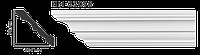 Карниз потолочный гладкий Classic Home HM-23098 , лепной декор из полиуретана