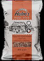 Крупа гречневая ТМ «Holm's» — полипропиленовая упаковка 800 г