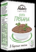 Крупа гречневая ТМ «Holm's» — варочный пакет в картонной упаковке 400 г